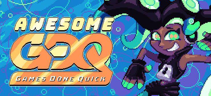 Awesome Games Done Quick au Coffre à Pixels