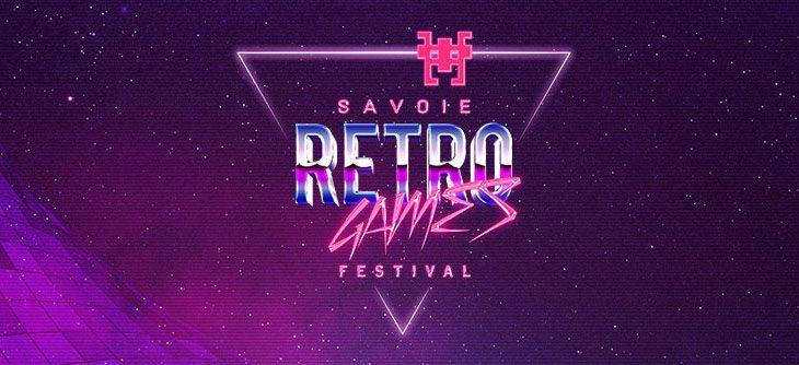 Savoie Retro Games Festival 2018 - 7ème édition du salon jeu video