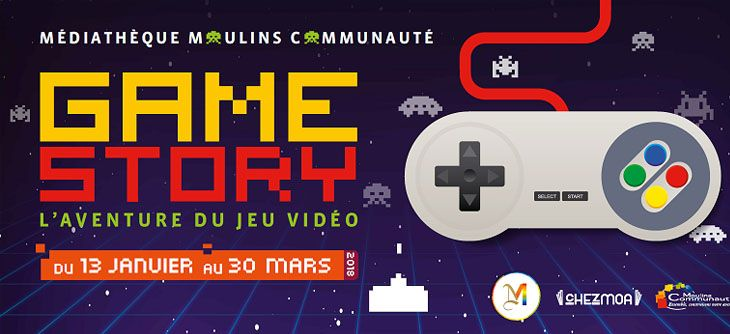 Game Story, l'aventure du jeu vidéo