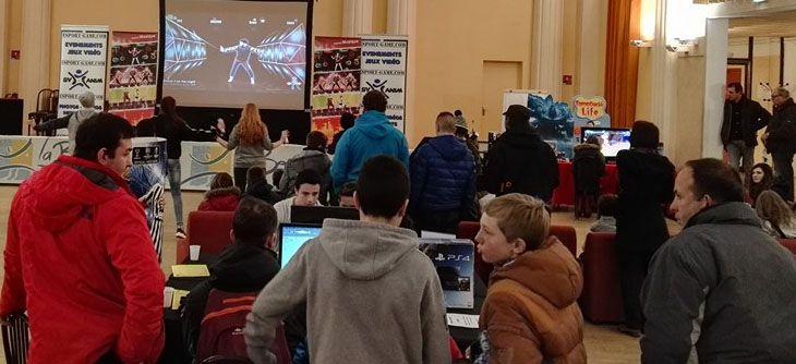 Sancy Games 2018 - 9ème édition du Festival des Jeux Vidéo