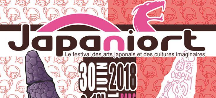 Japaniort 2018 - convention manga niortaise