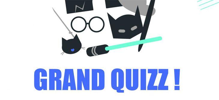 Grand Quizz Culture Geek