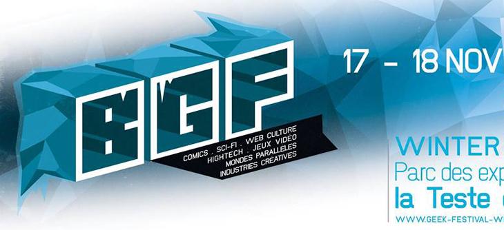 BGF Winter Edition 2018 - 2ème édition hivernale du Bordeaux Geek Festival