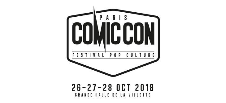 Comic Con Paris 2018 - festival européen de la pop culture
