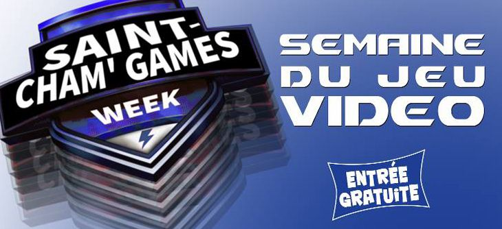 Saint Cham Games Week 2018