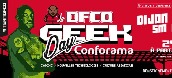Dijon FCO Geek Day