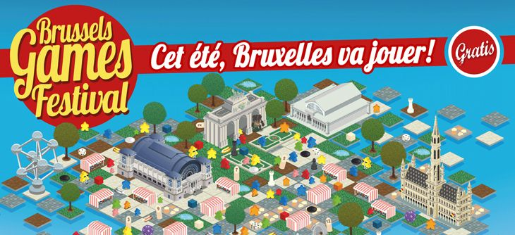 Brussels Games Festival 2018