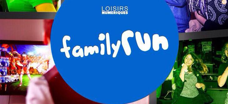 Family Run - Le retour aux sources du jeu entre amis