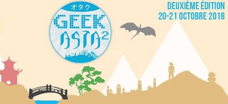 Geek Asia 2018