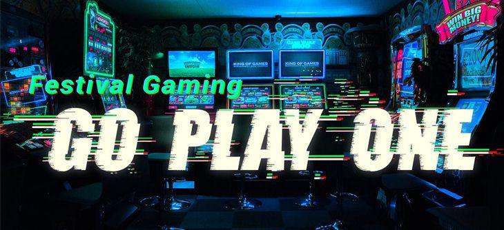 Go Play One 2018 - 10ème édition du festival des jeux vidéos et mangas