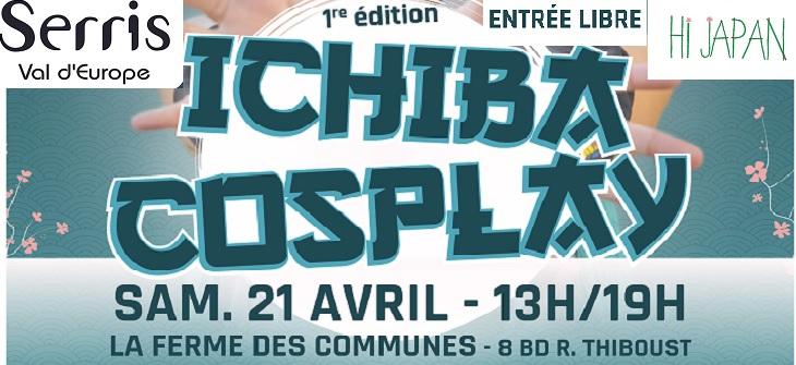 Ichiba - Cosplay 1ère édition