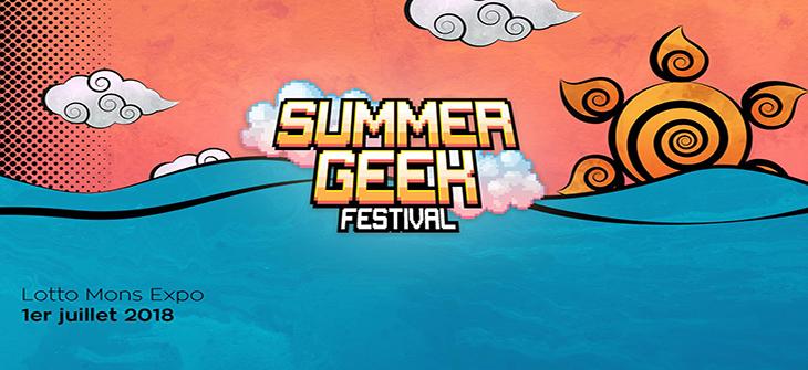 Le Summer Geek Festival