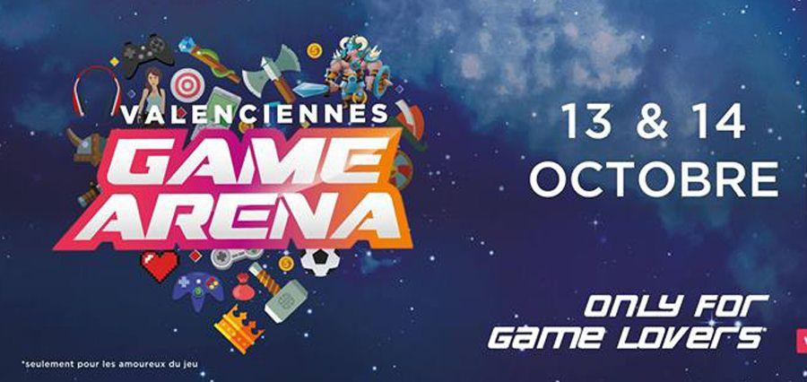Valenciennes Game Arena 2018
