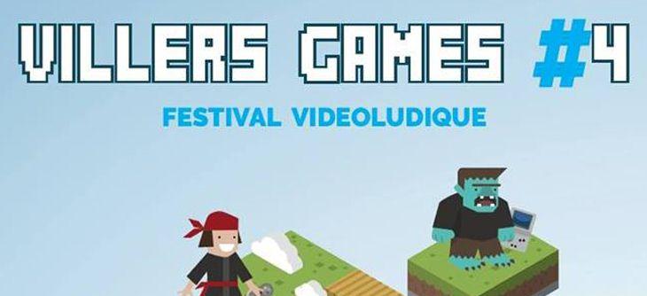 Villers Games 2018 - 4ème Festival Jeu Vidéo