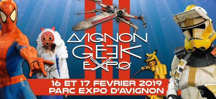 Avignon Geek Expo 2019 - 3ème édition