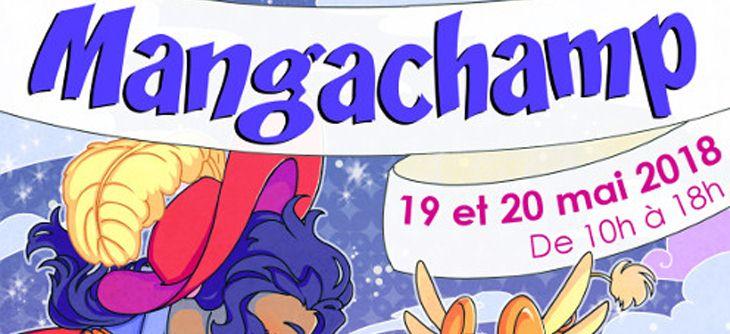 Mangachamp 2018 - 12ème édition