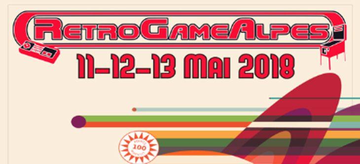 Retro Game Alpes 2018 - Flippers et Retrogaming