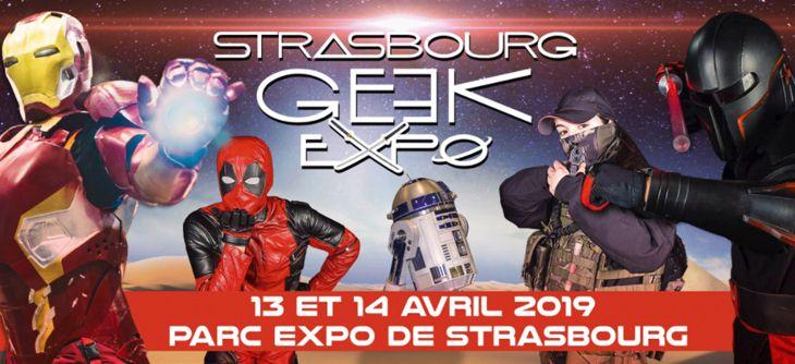 Strasbourg Geek Expo