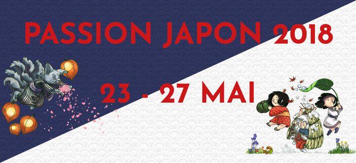 Passion Japon 2018