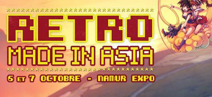 RETRO MIA 2018 - Retro Made in Asia, retrogaming et dessins animés des années 80-90