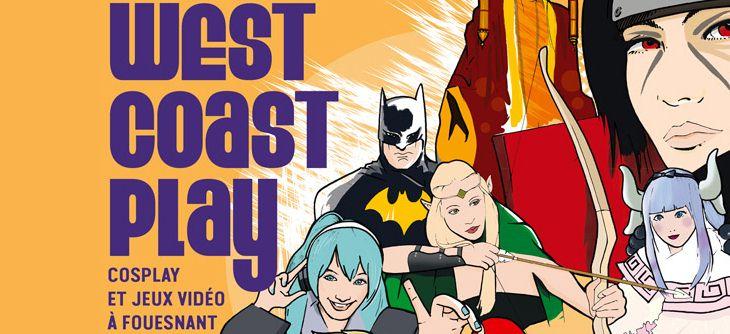 West Coast Play - Cosplay et jeux vidéo à Fouesnant