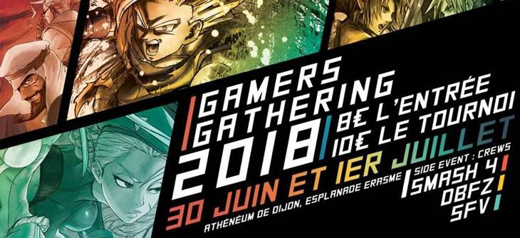 Gamers Gathering 2018 - 5ème édition