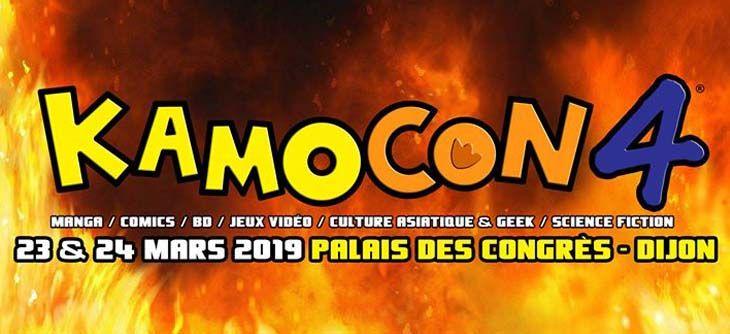 Kamo Con 2019 - salon de la culture asiatique