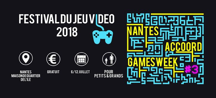 Nantes Accoord Games Week 2018
