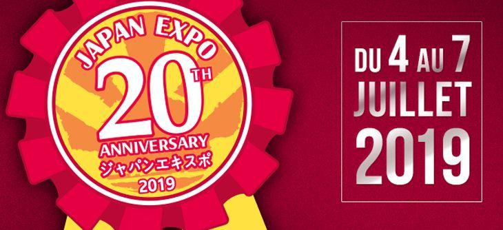 Japan Expo 2019 - 20ème édition