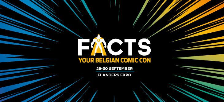 Facts Automne 2018 - salon science fiction, comics et dessins animés