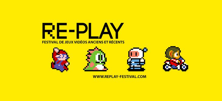 Re-Play 2018 - Bornes d'arcade Flippers et Retrogaming