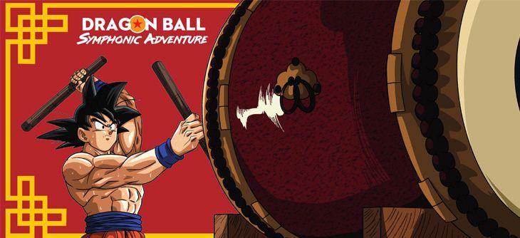 Dragon Ball Symphonic Adventure Bruxelles