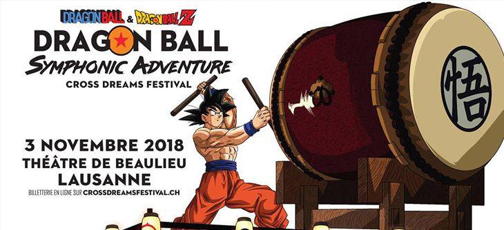Dragon Ball Symphonic Adventure Lausanne