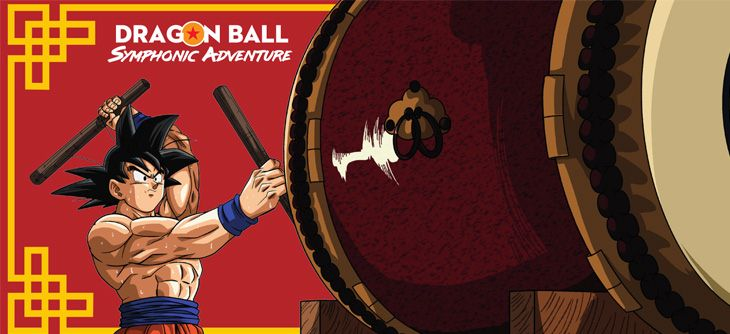 Dragon Ball Symphonic Adventure Paris