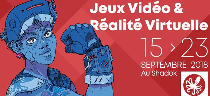 Conférences Jeux Vidéo du Festival Européen du Film Fantastique de Strasbourg 2018