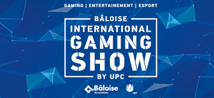 Bâloise International Gaming Show