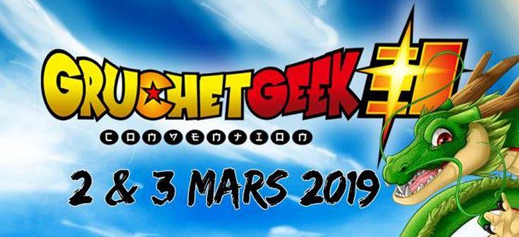 Gruchet Geek Convention 2019