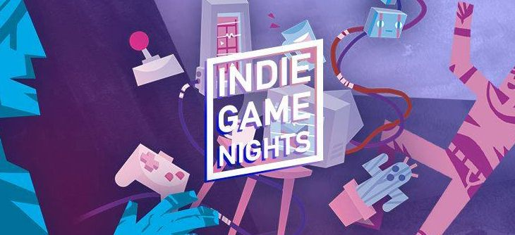 Indie Game Nights #3