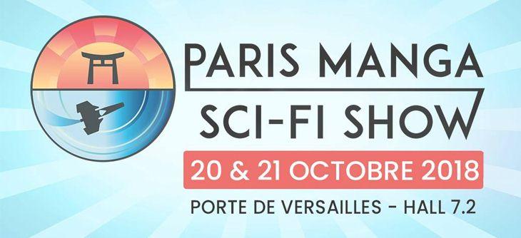 Paris Manga et Sci-Fi Show 2018 - 26ème édition