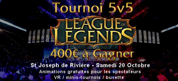 Chartreuse Gaming - LAN 2ème édition