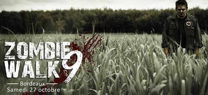 Zombie Walk de Bordeaux 2018 - 9ème Edition de la marche des zombies bordelais