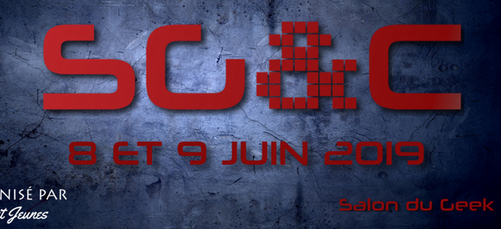 Salon du Geek and Co