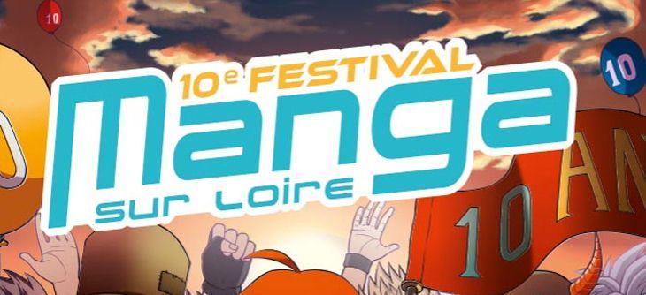 Manga sur Loire 2018 - 10ème édition