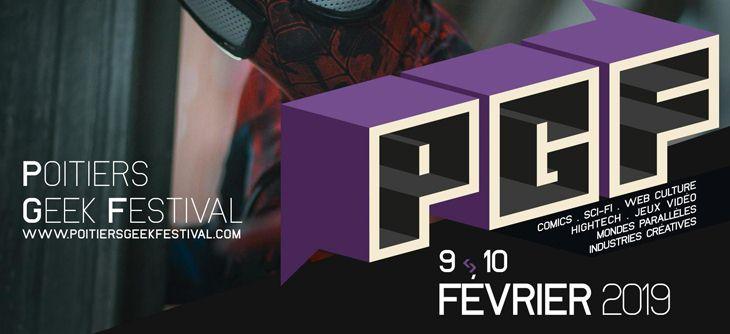 Poitiers Geek Festival 2019