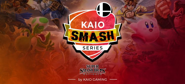Kaio Smash Series 2019 - championnat Super Smash Bros. Ultimate