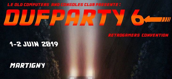 Ouf Party 6 - retrogaming