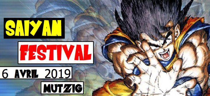Saiyan Festival 2019