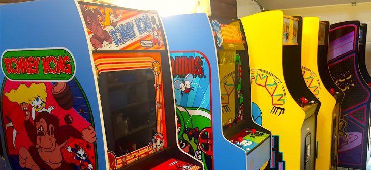 Pixel Folies : Arcade legends + Pixelophonia
