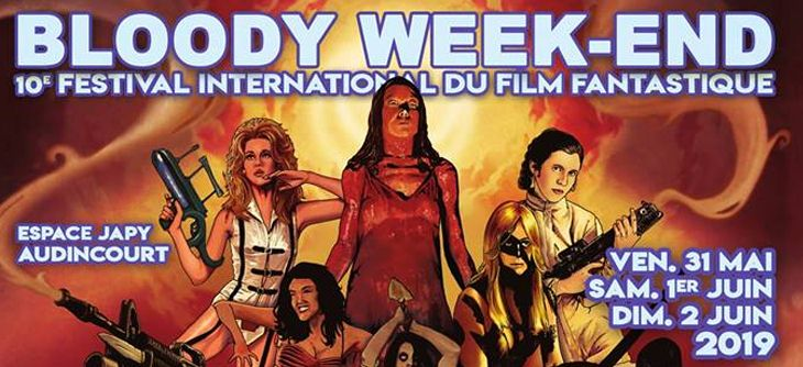 Festival Bloody Week-end 2019