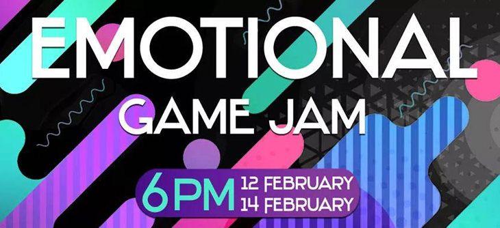 Emotional Game Jam : 4e édition